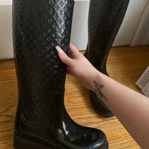 Louis Vuitton Rainboots